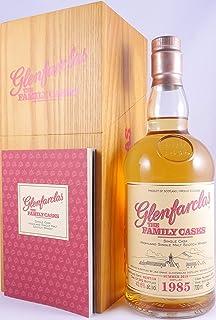 Glenfarclas 1985 33 Years The Family Casks Refill Sherry Hogshead Cask 2601 Highland Single Malt Scotch Whisky Cask Strength 43,6% Vol. - eine von nur 292 Flaschen!