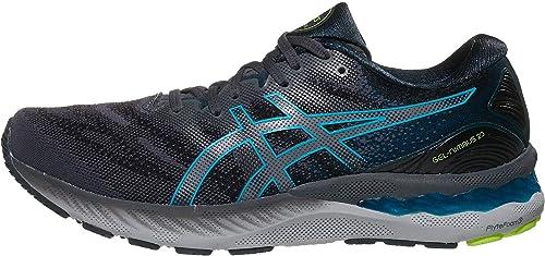 ASICS Men's Gel-Nimbus 23 Running Shoes best shoes for flat feet men