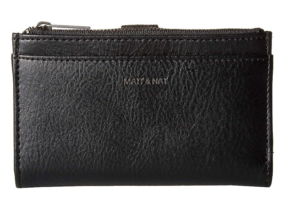 Matt & Nat Dwell Motiv Small (Black) Handbags