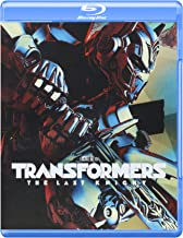 TRANSFORMERS: The Last Knight - STEELBOOK  Bonus English, Spanish, French & Portuguese Audio & Subtitles