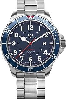 Combat orologio Uomo Analogico Automatico con cinturino in Acciaio INOX GL0254