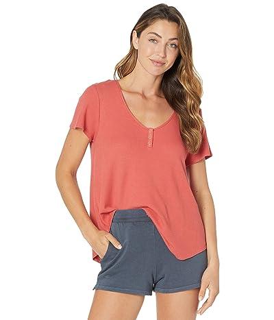 Volcom Lil Thermal Short Sleeve T-Shirt