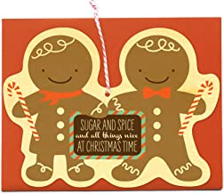 product image for Gingerbreads Wood Holiday Card by Night Owl Paper Goods