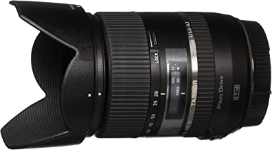 Tamron 28-300mm F/3.5-6.3 Di VC PZD Zoom Lens for Canon EF Cameras (Certified Refurbished)