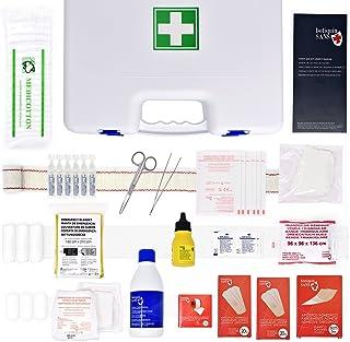 Botiquín Maletín Primeros Auxilios GRANDE 100 artículos (