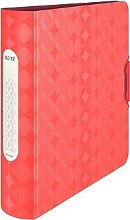 Leitz 4-Ring Binder - Pink