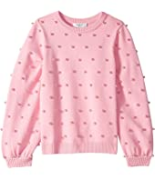 Milly Minis - Pearl Sweater (Big Kids)