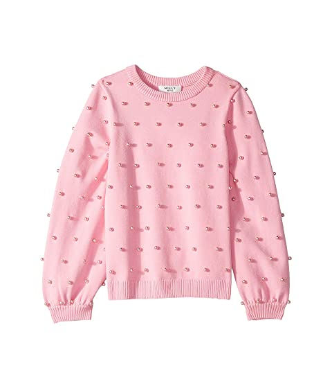 Milly Minis Pearl Sweater (Big Kids)