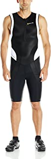 SKINS Men's Tri 400 Triathlon Skinsuit with Front Zip