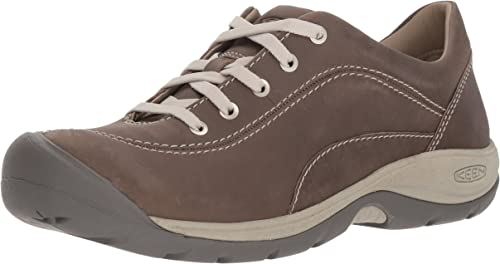 KEEN Wohommes Presidio II-W Hiking chaussures, bleacher Vapor, 11 M US