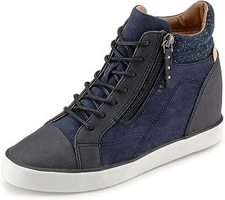 74c4f9791277d Suchergebnis auf Amazon.de für: sneaker mit keilabsatz: Schuhe ...