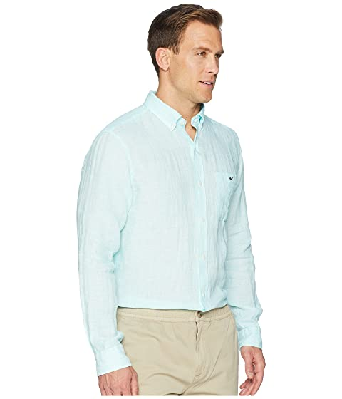 Vines Cooper's Shirt Tucker Stripe Town Linen Vineyard Classic BfdqzB4