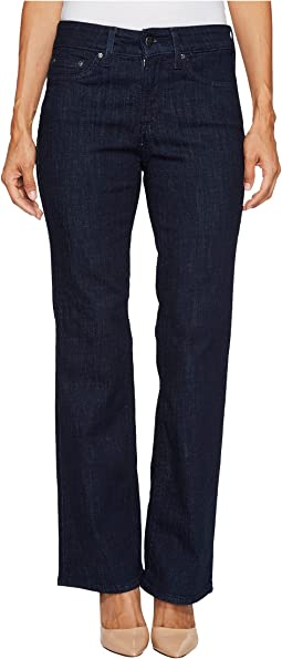 NYDJ Petite - Petite Barbara Bootcut Jeans in Crosshatch Denim in Rambard