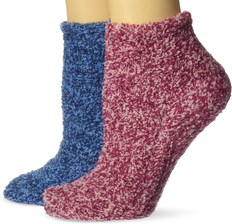 Dr. Scholl's Women's American Lifestyle Soothing Spa Low Cut Socks 2 Pair Sockshosiery