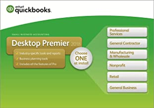 quickbooks desktop premier 2018 2 user