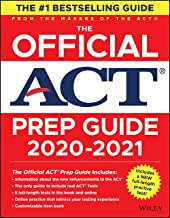 Act Prep Book 2020-2021 With Practice Tests