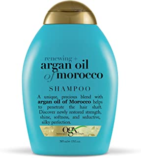 OGX Oil Shampoo, 13 Fl. Oz, Moroccan oil, 385 ml