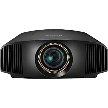 Sony VPLVW675ES Native 4K HDR 3D SXRD Home Theater Projector