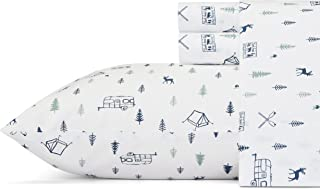 Eddie Bauer Campout Sheet Set, Twin
