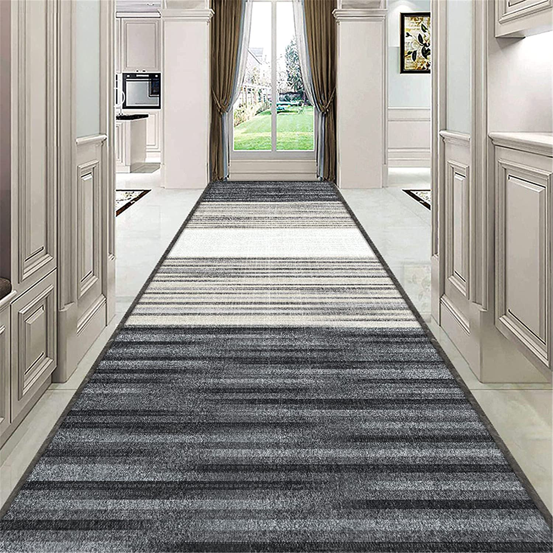 Luxury goods TONGQU Carpet Opening large release sale Runners for Hallways Wa Geometric Non Modern Slip