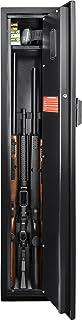BARSKA New Large Quick Access Biometric Rifle Gun Safe Cabinet