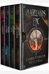 The Magelands Epic (Books 1-4) An epic fantasy series (Magelands Box Set Book 1) Kindle Edition