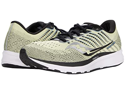 Saucony Ride 13 (Glade/Black) Men