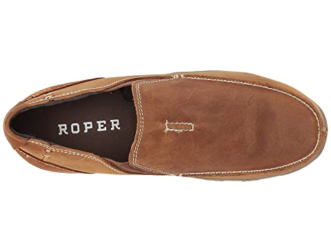 Roper Buzzy Roper BrownTan Buzzy qY68I
