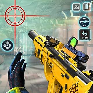 FPS Shooting Robot Counter Terrorist Game