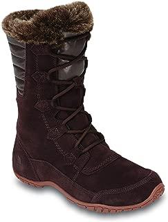 Women's Nuptse Purna II - Coffeebean Brown & Cargo Khaki - 6