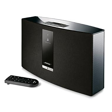 Bose SoundTouch 20 wireless speaker, works with Alexa, Black