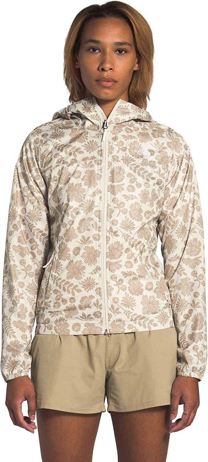 The North Face Women's Printed Cyclone Hooded Jacket