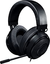 Razer Kraken Pro V2 – Oval Ear Cushions – Analog Gaming Headset for PC, Xbox..