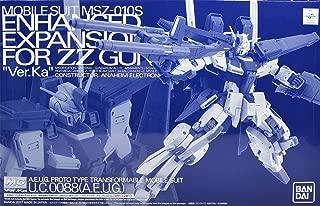 MG 1/100 Enhanced Expansion Parts For ZZ Gundam Ver.Ka