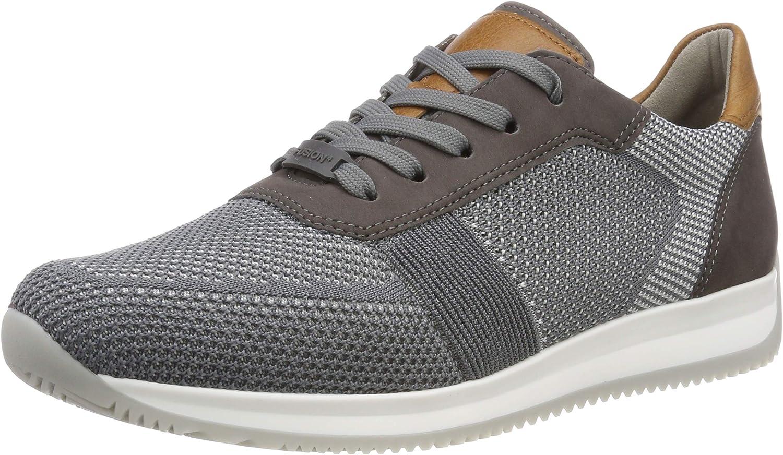 ARA Men's Lisboa 1136001 Low-Top Sneakers