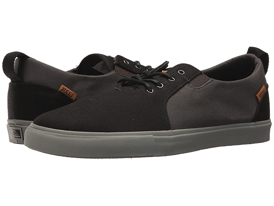 Reef Otto (Black/Charcoal) Men
