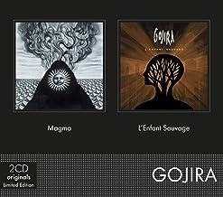 Gojira - Magma & L'Enfant Sauvage (Coffrets) (2 CD)