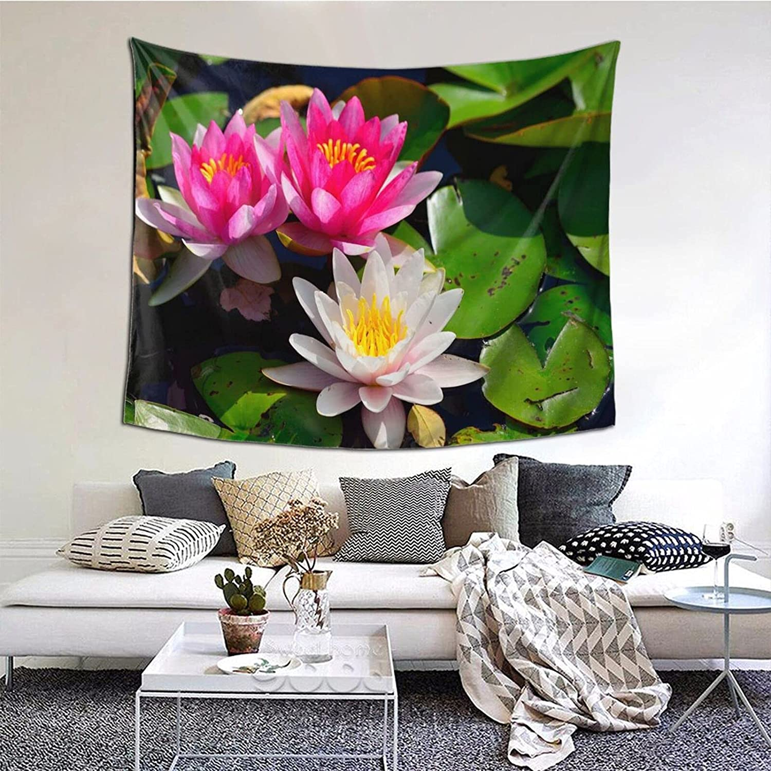 Qzsgwr Flower Series Tapestry 60 Inch Multiple Hippi 51 Colorful SEAL limited product Ranking TOP8