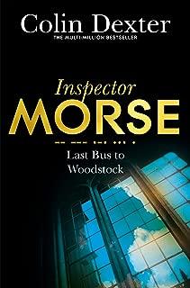 Last Bus to Woodstock (Inspector Morse Series Book 1)