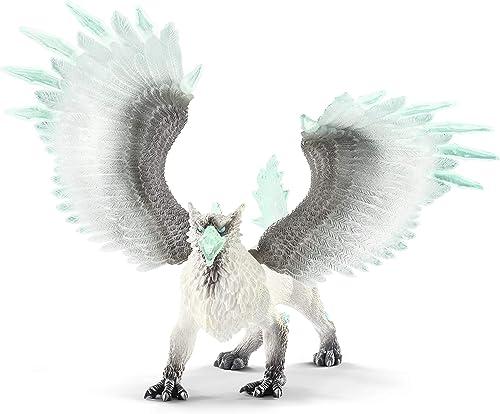 Schleich Eldrador Creatures Figurine Prise de Glace, 70143, Multicolore