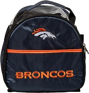 KR Strikeforce Denver Broncos Single Add On Bowling Bag, Multicolor
