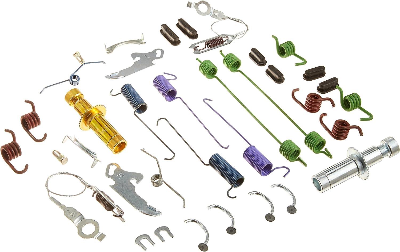 Carlson National uniform free shipping Limited price sale H2318 Rear Drum Kit Hardware Brake
