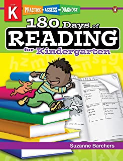 180 days of reading Grade Kindergarten