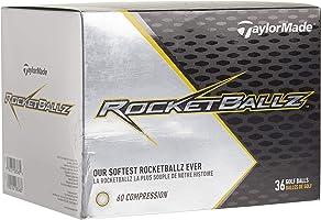 كرات جولف TaylorMade Rocketballz (ثلاث دستة واحدة)