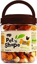 Pet 'n Shape Chik 'n Biscuits Natural Dog Treats