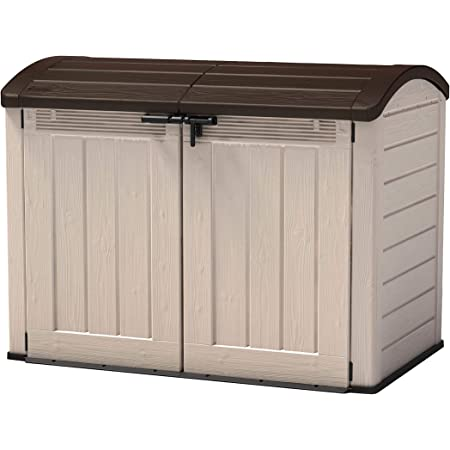 KETER Abri horizontal range poubelle SIO ULTRA - 2000 litres