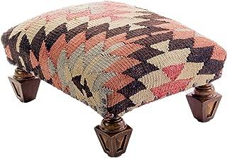 turkish kilim stools
