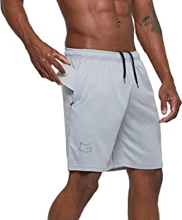 gym shorts with zips