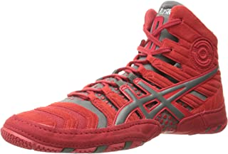 ASICS Men's Dan Gable Ultimate 4 Wrestling Shoe