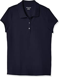 The Children's Place Girl's 3230 Short Sleeve Polo Shirts